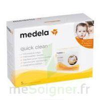 MEDELA QUICK CLEAN, bt 5