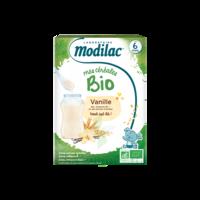 Modilac Céréales Farine vanille dès 6 mois B/250g