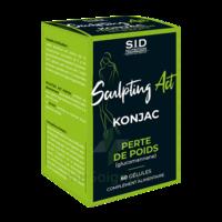 SID Nutrition Minceur Sculpting Act Konjac Gélules B/60
