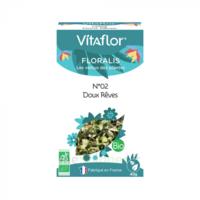 Vitaflor N°2 Doux Rêves Bio _ Floralis Plantes en vrac composées _ 40g