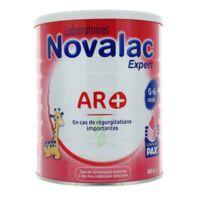 NOVALAC EXPERT AR + 0-6 MOIS Lait en poudre B/800g
