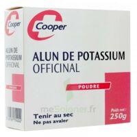 COOPER ALUN POTASSIUM Poudre B/250g