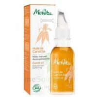 MELVITA Huile de beauté carotte Fl plume/50ml