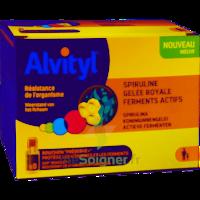 Alvityl Resist Solution buvable 8 Fioles