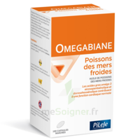 Pileje Omegabiane Poissons des mers froides 100 capsules marines