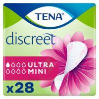 Tena Discreet Protection Urinaire Ultra Mini Sachet/28