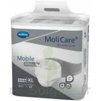 MoliCare Premium Mobile 10 Gouttes - Slip absorbant - Taille XL B/14