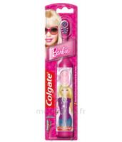 Colgate Brosse à dents à pile enfant Barbie