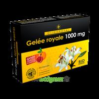 SID Nutrition Oligoroyal Gelée Royale 1000 mg _ 20 ampoules de 10ml