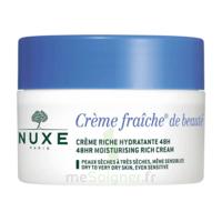 Crème fraiche® de beauté - crème riche hydratante 48h et anti-pollution50ml
