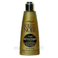 Spray Huile sèche vitaminée sans filtre ultra bronzante