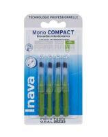 Inava Brossettes Mono-Compact Vert ISO 6 2,2mm