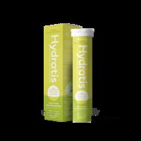 Hydratis Citron-Fleurs de Sureau Pastilles effervescentes B/20