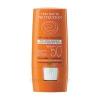 Avene Solaire Stick zones sensibles très haute protection SPF50+ 8g
