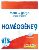 Boiron Homéogène 9 Comprimés