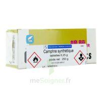 Cooper Camphre tablettes 250g