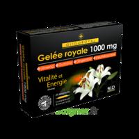 SID Nutrition Oligoroyal Gelée Royale 1000 mg 5G _ 20 ampoules de 10ml