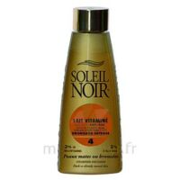 Lait vitaminé 4 bronzage intense
