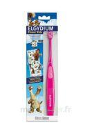 Elgydium brosse à dents électrique AGE DE GLACE Power kids (+ éco taxe 0,02 €)