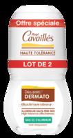 Rogé Cavaillès Déodorants Déo Soin Dermatologique Roll-on 2x50ml
