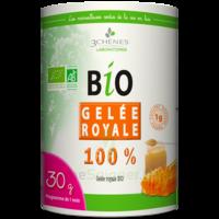 3 CHENES BIO Gelée royale pure Gelée Pot/30g