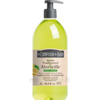 Savon de Marseille Liquide Citron-Menthe 1L