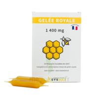 Sysnat Gelée Royal 1400mg 20 ampoules de 10ml