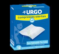 Urgo Compresse stérile 10X10cm 10 Sachets/2