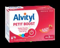 Alvityl Petit Boost Solution buvable fraise 8 Fl/10ml
