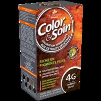 COLOR&SOIN Kit coloration permanente 4G châtain doré
