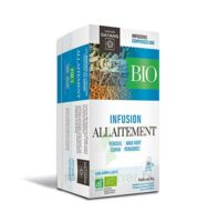 Dayang Allaitement BIO 20 infusettes
