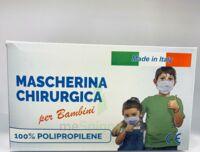 Masques chirurgicaux enfants /50
