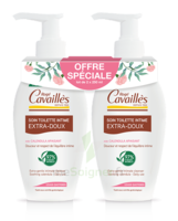 Rogé Cavaillès Hygiène intime Soin naturel Toilette Intime Extra doux 2x250 ml