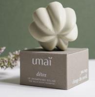 Shampoing solide detox UMAI