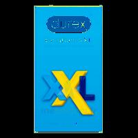 DUREX COMFORT XXL Préservatif lubrifié B/10