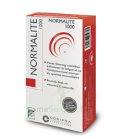 NORMALITE 1000 Gélules fatigue B/30