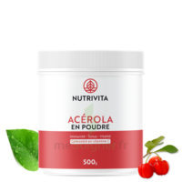 Nutrivita Acérola en poudre Pot/500g