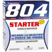 804 MINCEUR STARTER Pack 8 jours 8 nuits