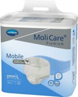 MoliCare Premium Mobile 6 Gouttes - Slip absorbant - Taille L B/14