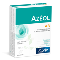 Pileje Azéol AB 30 capsules