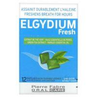 Elgydium Fresh Pocket 12 pastilles