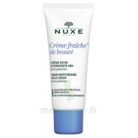 Crème fraiche® de beauté - crème riche hydratante 48h et anti-pollution30ml