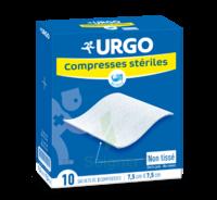 Urgo Compresse stérile Non Tissée 10X10cm 10 Sachets/2