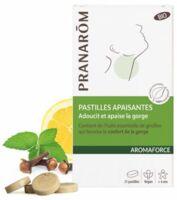 Pranarôm Aromaforce Pastilles apaisantes+ B/21