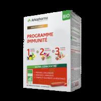 Arkofluides Bio Ultraextract Coffret Programme Immunité 3X10 ampoules/10ml