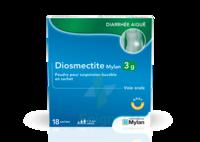DIOSMECTITE MYLAN 3 g, poudre pour suspension buvable en sachet