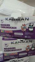 MASQUES CHIRURGICAUX PEDIATRIQUES BT50