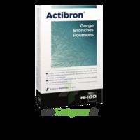 NHCO Inspira Actibron Gorge – Bronches – Poumons Gélules B/28