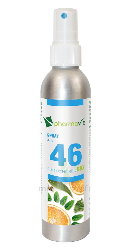 Spray aux 46 Huiles Essentielles BIO