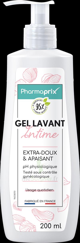 PHARMAPRIX Gel lavant intime 200ml